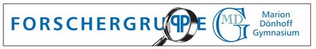 Forschergruppe Logo©Marion-Dönhoff-Gymnasium