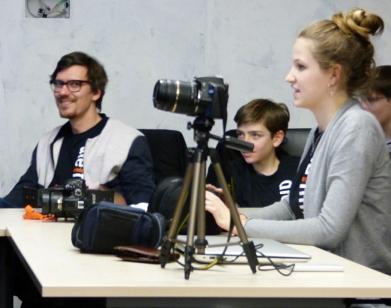 Filmklappe Aurich©MDG-Nienburg