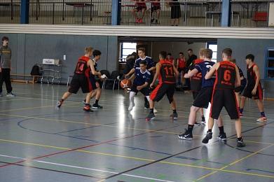 Baskettballteam 2018/19©MDG-Nienburg