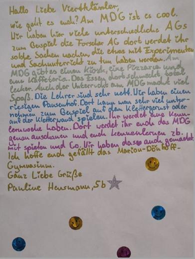 Brief 3.JPG©Marion-Dönhoff-Gymnasium