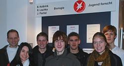 Teilnehmer der Chmieolympiade