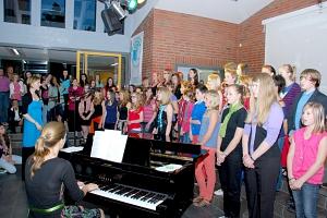 Chorklasse 2 2012©Marion-Dönhoff-Gymnasium