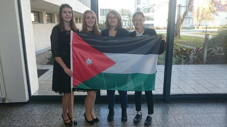 Die jordanische Delegation©MDG-Nienburg