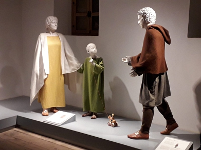 Die Mode der Römer©MDG-Nienburg