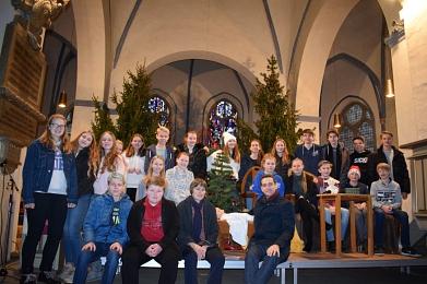 Weihnachtsgottesdienst, Religion, Abmeier©MDG-Nienburg