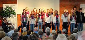 Ehemaligenempfang-2014-Chor