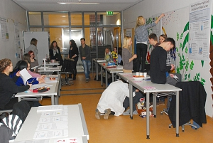 Energieprojekt Ausstellung©Marion-Dönhoff-Gymnasium
