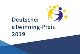 Einer von vielen Preisen für erfolgreiches eTwinning©MDG-Nienburg