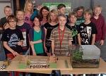 Forschergruppe-Schneckenrennen-2014-1