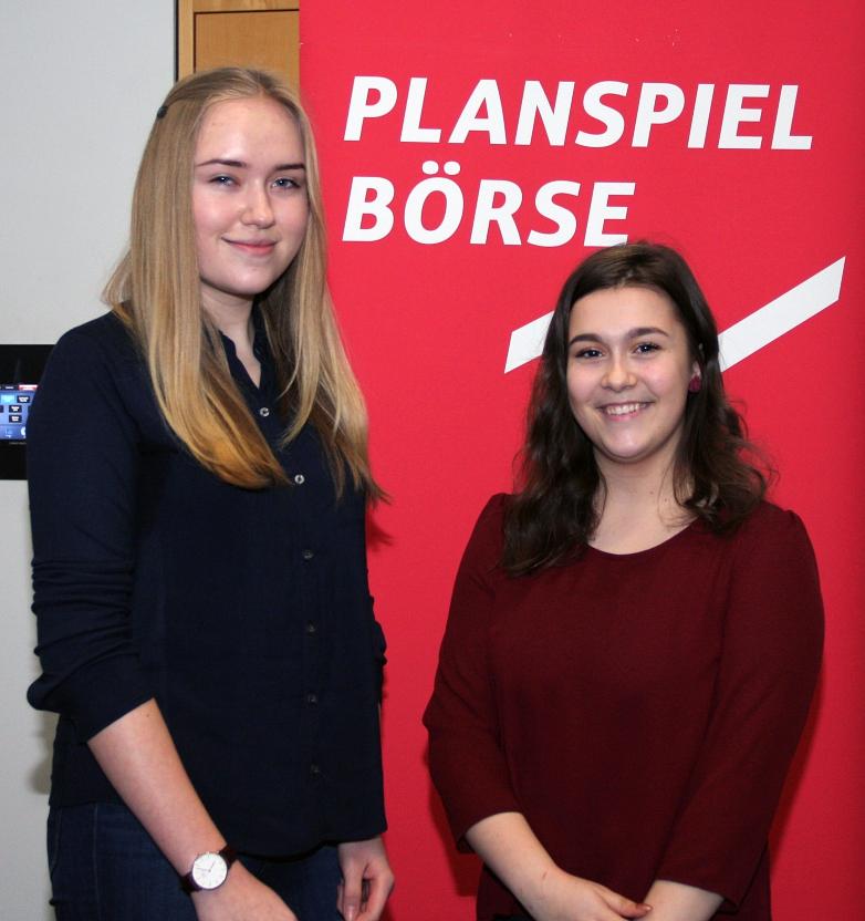 Gewinner beim Planspiel Börse©MDG-Nienburg