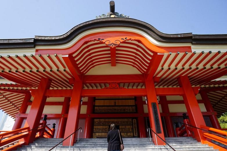 Japanische Architektur©MDG-Nienburg