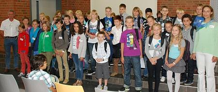 Klasse 5d -2012