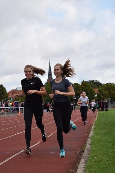 Kreisbestenwettbewerb Laufen 2019©MDG-Nienburg