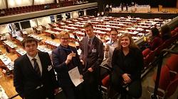 MDG-Delegation in Oldenburg