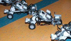 Mindstorms-Armada