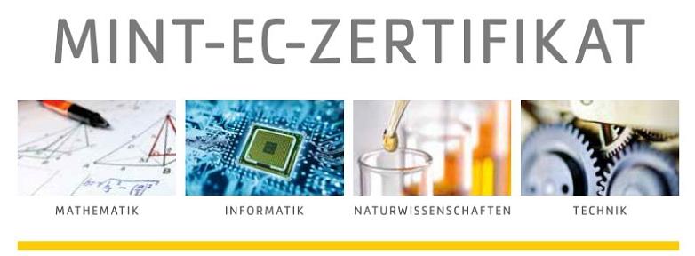 MINT-Zertifikat-Kopf©MINT-EC, Nutzungsrecht für das MDG
