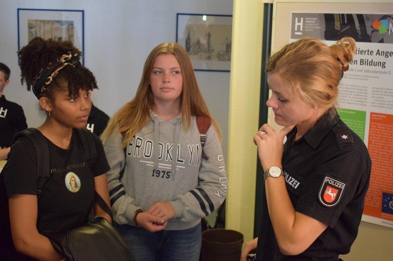 Niedersachsens Polizei informiert©MDG-Nienburg