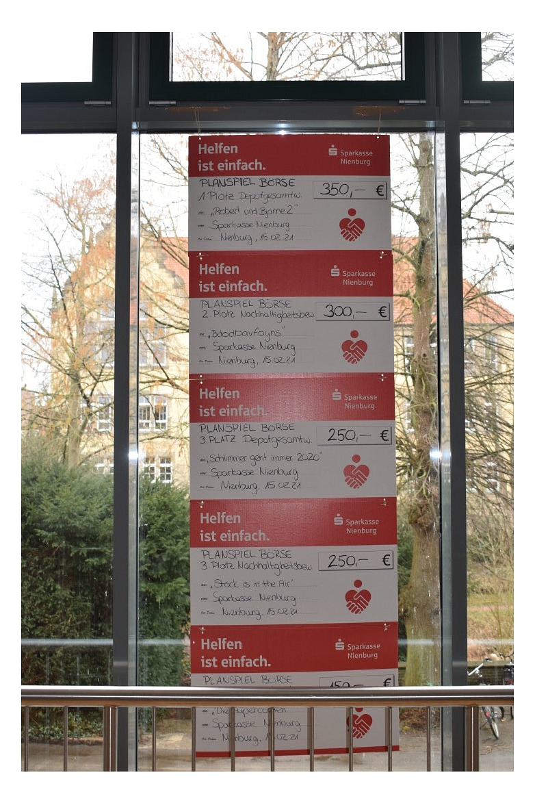 Planspiel Börse 2021©MDG-Nienburg
