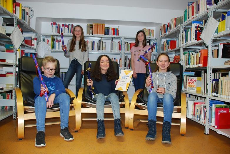 So sehen Sieger aus!©MDG-Nienburg