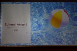 Symbolbild Sommerkonzert