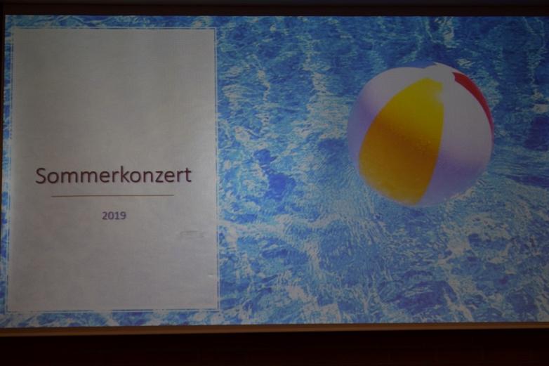 Symbolbild Sommerkonzert©MDG-Nienburg