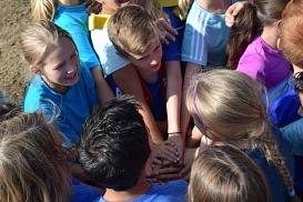 Teamgeist beim Sport©MDG-Nienburg
