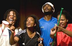Theater aus Südafrika