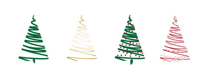 Weihnachtsbäume©Pixbay CC0