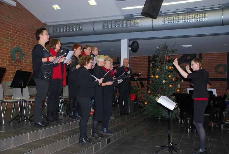 Weihnachtskonzert 2019©MDG-Nienburg