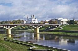Witebsk in Weißrussland